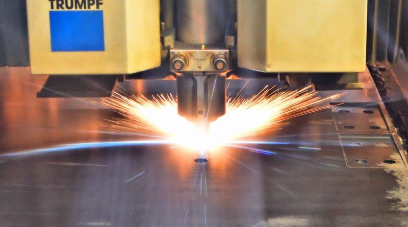 Lasersnijden van platen