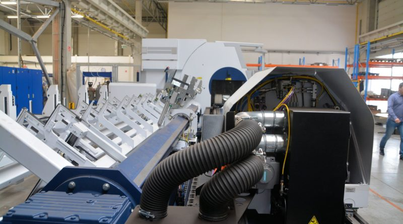 Lasersnijden van buizen en profielen